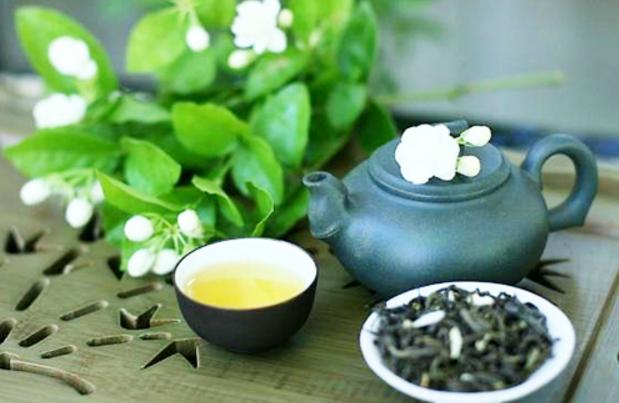 Trà ướp hương lài